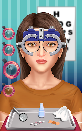 Hospital Doctor Games 2021: Free Clinic ASMR Games  screenshots 3