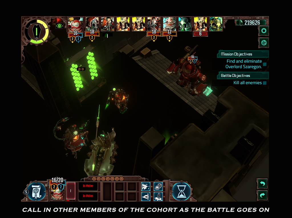 Warhammer 40,000: Mechanicus poster 5