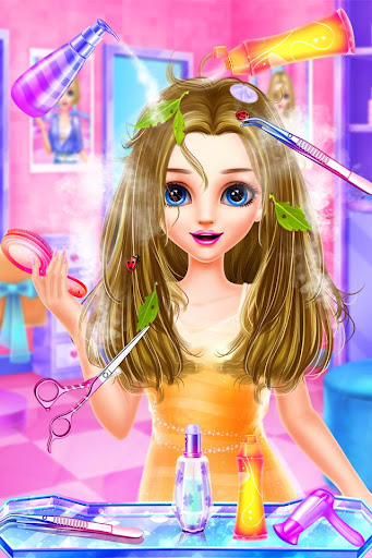 Hair Designer DIY Salon screenshots 3