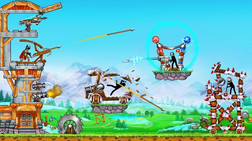 The Catapult 2: Grow Castleu30fbTower Defenseu30fbStickman  screenshots 13