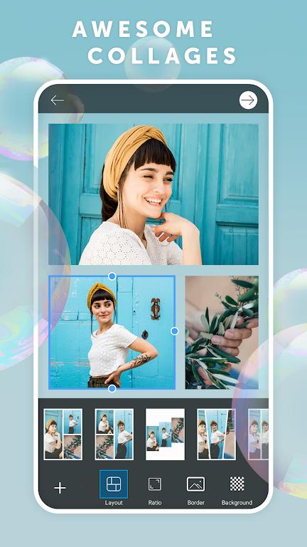 PicsArt APK V17.6.0 (MOD Gold Unlocked) poster 1