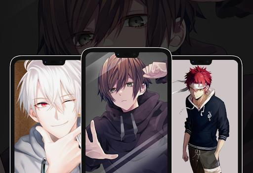 Anime Boy Wallpapers - Anime Wallpaper Anime Boys 1.0.3 Screenshots 8