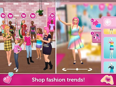 Barbie Dreamhouse Adventures APK MOD HACK (Desbloqueado) 5