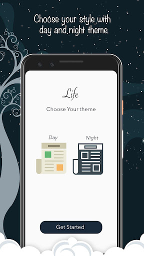 Life : Personal Diary, Journal, Note Book 4.0.0 Screenshots 6
