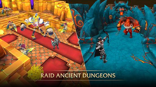 MMO RPG Ancients Reborn - MMORPG 1.2.2 screenshots 1