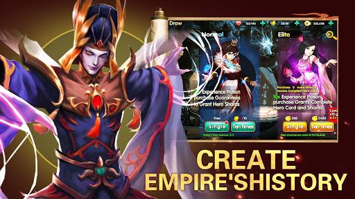 Three Kingdoms:Heroes of Legend 1.2.3 screenshots 5