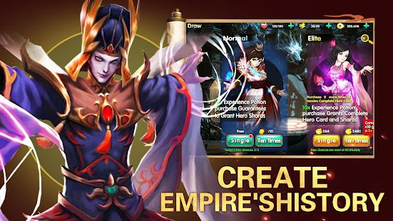 Hack Game Three Kingdoms:Heroes of Legend apk free