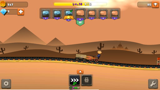 TrainClicker Idle Evolution apkpoly screenshots 17