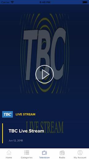 TBC Live 1.7 Screenshots 3