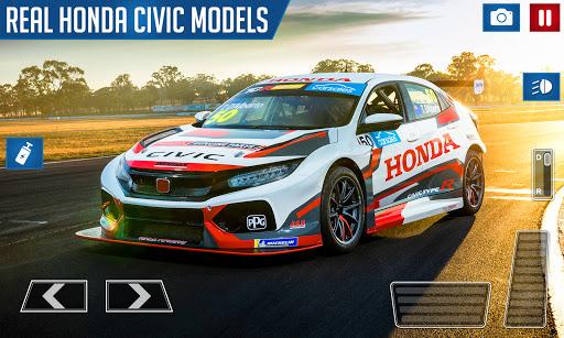 Drifting and Driving Simulator: Honda Civic Game 2 apktram screenshots 5