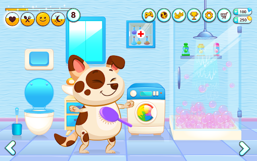 Duddu - My Virtual Pet  screenshots 7