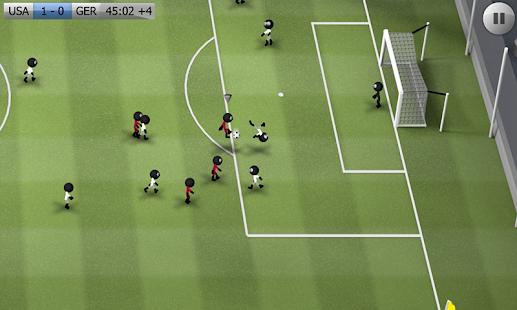Stickman Soccer - Classic 4.0 Screenshots 4