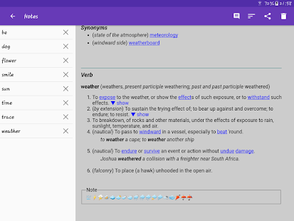 English Dictionary - Offline 6.0-6nhj Screenshots 17