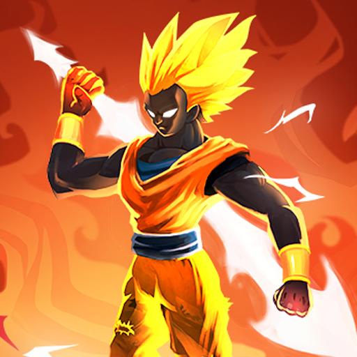 Stickman Legends: Shadow Fight & Black Saber Ninja