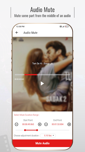 Mstudio: Cut, Join, Mix, Convert, Video to Audio android2mod screenshots 5
