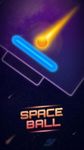 Space Ball - Galactic Clash apkmr screenshots 1