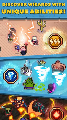 Tap Wizard: Idle Magic Quest 3.1.8 screenshots 2