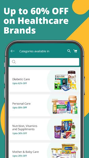 PharmEasy u2013 Online Medicine Ordering App  Screenshots 2
