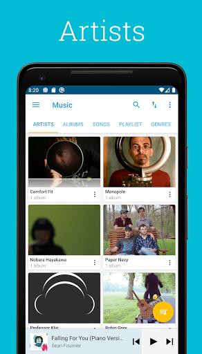 Pixel - Music Player screenshots 2