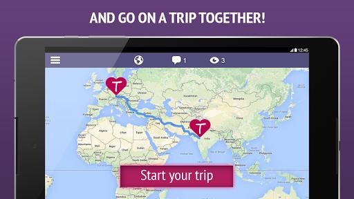 TourBar - Chat, Meet & Travel  Screenshots 14