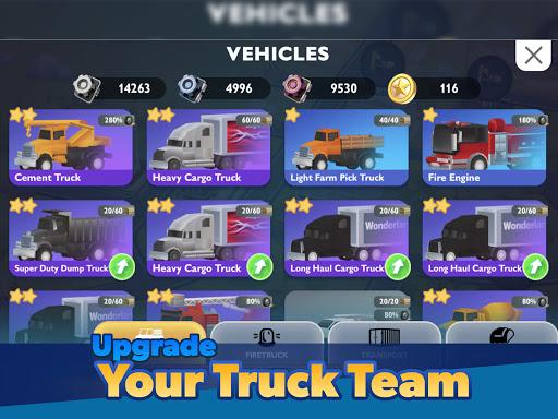 Transport City: Truck Tycoon apkdebit screenshots 8
