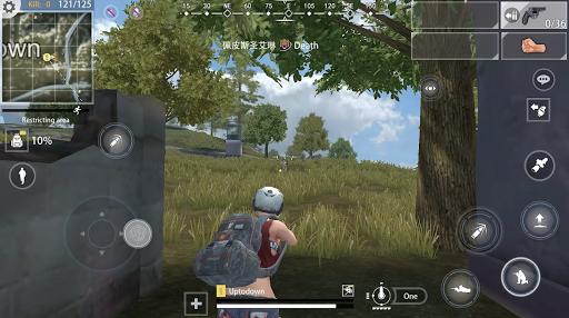 Fnite Fire Battleground apkpoly screenshots 1
