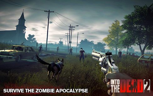 Into the Dead 2 APK MOD 1.48.0 (Unlimited Money/Ammo) 8