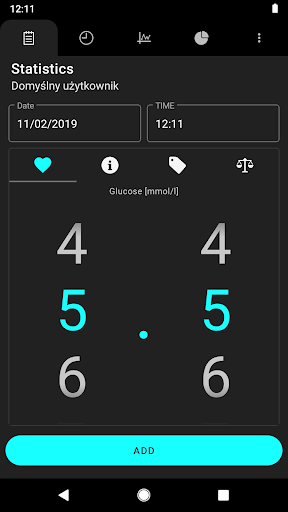 Diabetes 4.4 Screenshots 1