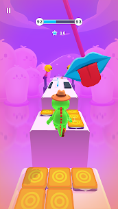 Pixel Rush Mod Apk- Epic Obstacle Course Game (Free Upgrade) 3