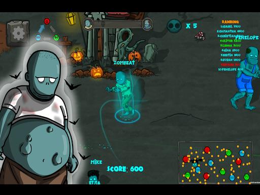 Zombeat.io - io games zombie Apkfinish screenshots 17