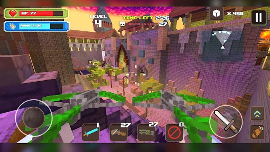Dungeon Hero Mod Apk: A Survival Games Story (God Mode/Dumb Enemy) 6