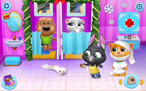My Talking Tom Friends 1.5.1.4 screenshots 16