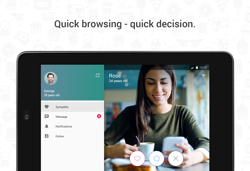 Hitwe - meet people and chat 4.3.4 Screenshots 6