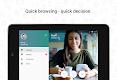 screenshot of Hitwe - meet people and chat