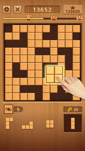WoodCube: Block Puzzle Game  screenshots 19