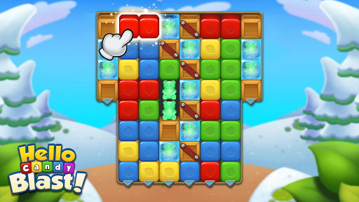Hello Candy Blast : Puzzle & Relax  screenshots 24