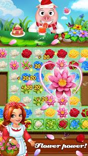 blossom splash match 3 hack