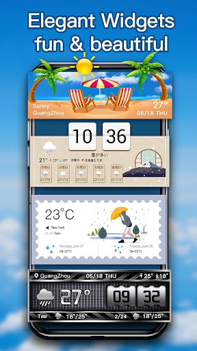 Weather Forecast - local weather app 2.2 Screenshots 3