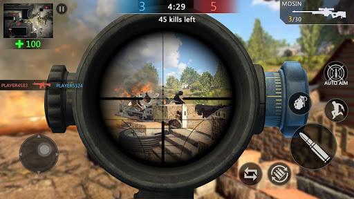 Gun Strike Ops: WW2 - World War II fps shooter  Screenshots 1