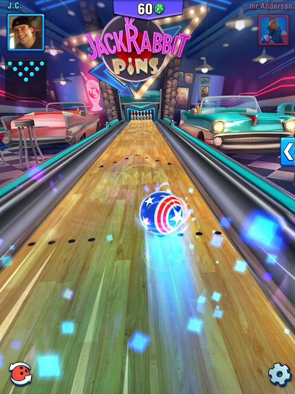 Bowling Crew — 3D bowling game poster 9