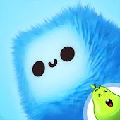 icono Fluffy Fall: ¡Sé rápido y evita el peligro!