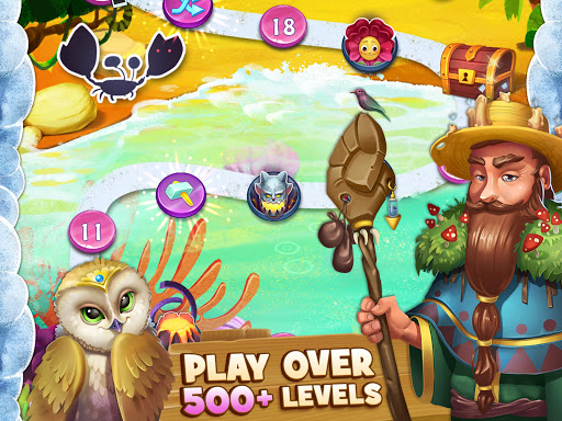 Animal Drop u2013 Free Match 3 Puzzle Game modavailable screenshots 14