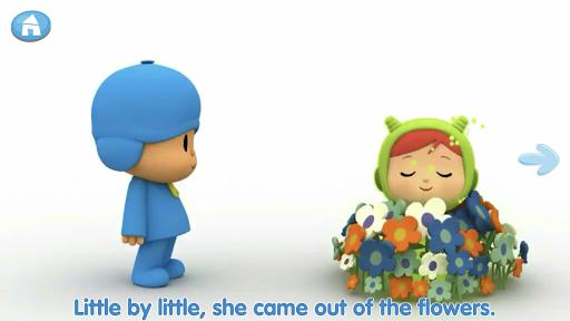 Pocoyo meets Nina - Storybook  screenshots 5