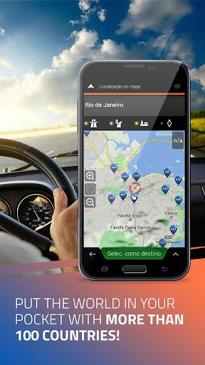 iGO Navigation  screenshots 1
