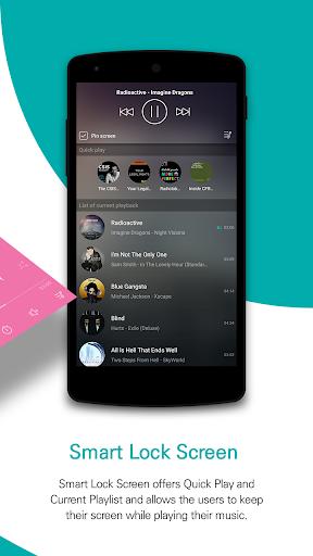GOM Audio - Music, Sync lyrics, Podcast, Streaming 2.4.1 Screenshots 2
