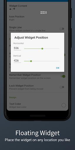 Network Speed - Internet Speed Meter - Indicator android2mod screenshots 6