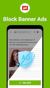 Adblocker Browser MOD APK (Premium Unlocked) 3