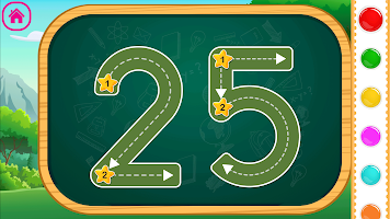 123 numbers tracing, counting, puzzles, spellings