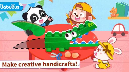 Baby Panda's Animal Puzzle  screenshots 1