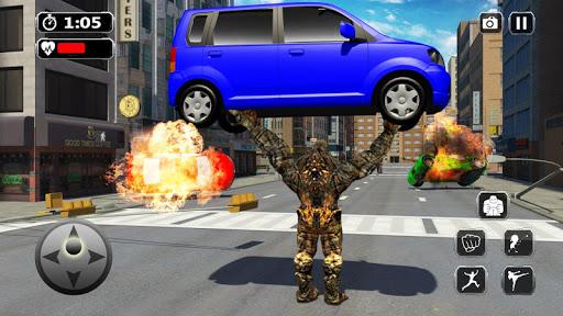 Stone Giant Sim: Giant Hero 2021 screenshots 4